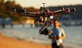 Drones Web Marketing