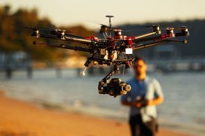 Drones Web Marketing
